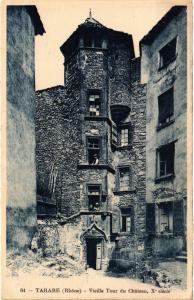 CPA Tarare - Vieille Tour du Chateau (635448)