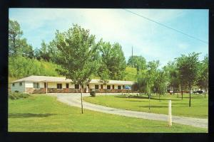 Watertown, New York/NY Postcard, The Hillside Motel, 1960's?