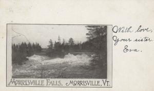 MORRISVILLE , Vermont, 1906 ; Falls
