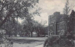 Iowa Lamoni Indianola Simpson College Administration Building Albertype