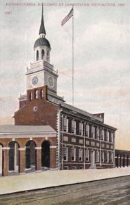 Pennsylvania Building , JAMESTOWN , Virginia ; 00s-10s
