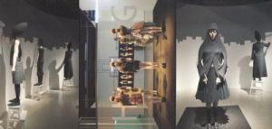 Hussein Chalayan From Fashion & Back 3x Postcard s