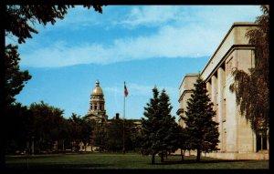 State Capitol,Cheyenne,WY