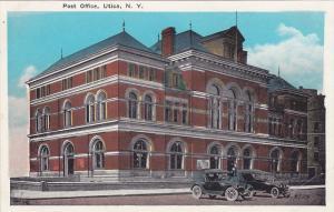 Post Office ,UTICA , New York , 1910s