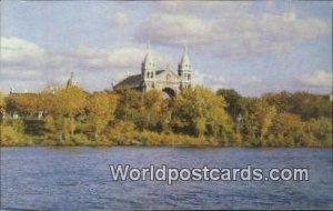 St Boniface Basilica St Boniface Manitoba Canada Unused