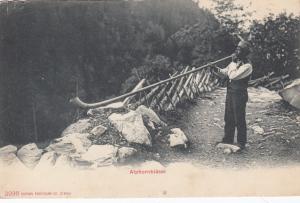 ZURICH, Switzerland , 00-10s; Alphoenblaser