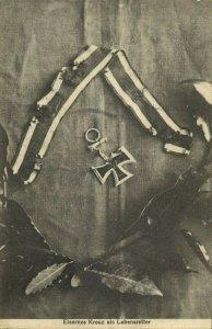 Eisernes Kreuz als Lebensretter (1915) Feldpost AK