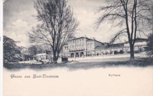 Germany Hesse Gruss Aus Bad Neuheim Kurhaus