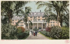 MIAMI , Florida , 1905 ; The Royal Palm