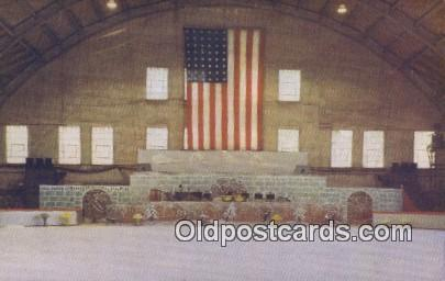 Interior Of Olympic Arena, Lake Placid, New York, NY USA Olympic Sports Postc...