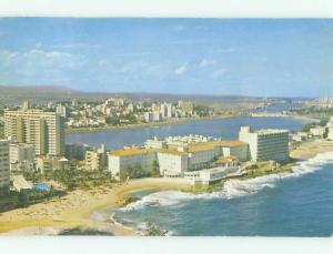 Pre-1980 CONDADO BEACH HOTEL San Juan Puerto Rico PR HQ0932