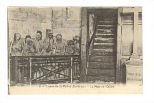 Le Mere Et l'Enfant, Caveau De St-Michel, Bordeaux (Gironde), France, 1900-1910s