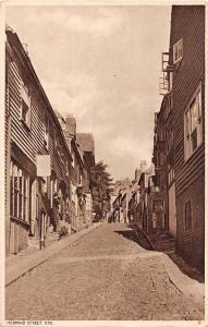 England Rye, Mermaid Street (East Sussex)