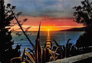 France Coucher de Soleil sur la Cote d'Azur Sunset