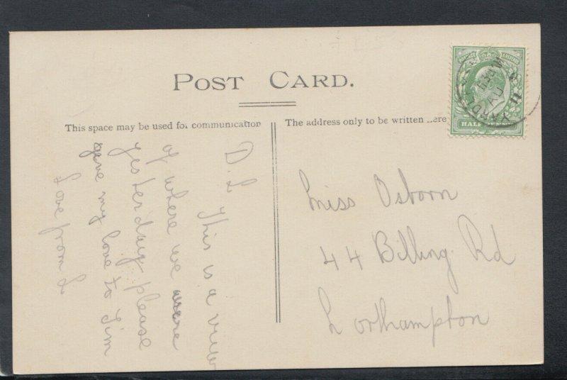 Northamptonshire Postcard - Castle Ashby, Nr Northampton RS19182