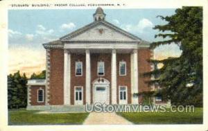 Vassar College Poughkeepsie NY Unused