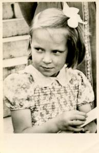 Dutch Royalty -  Princess Irene.   *RPPC
