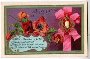 August, Moonstone