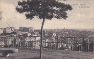Panorama Du Corso Firenze, GENOVA (Liguria), Italy, 1900-1910s