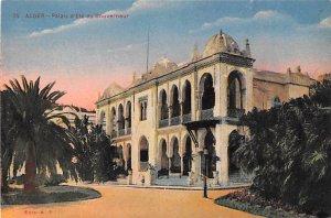 Palais d'Ete du Gouverneur Alger Algeria Unused