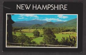 View Of Mount Washington From Intervale, NH - Unused c1965