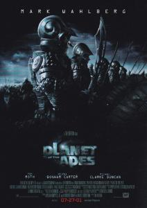 ADV; 2001's; Planet Of The Apes, Movie