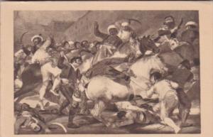 Museo del Prado Goya Episodios de la invasion Francesca en 1808 Los Mamelucos