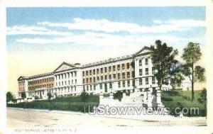 High School in Jersey City, New Jersey