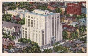 DAYTON , Ohio , 1930s-40s; Ohio Bell Telephone Building
