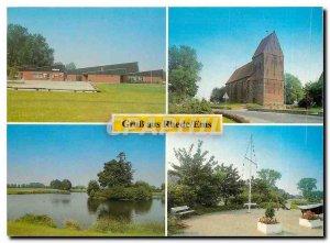 Modern Postcard Gruss aus Rhede Ems