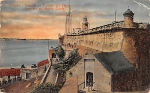 Habana Cuba, Republica de Cuba Entrance to Morro Castle Habana Entrance to Mo...