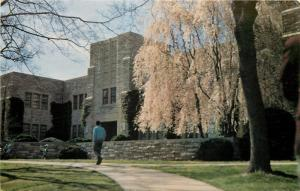 Princeton New Jersey~Princeton Theological Seminary~Speer Library~1950s