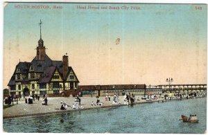 South Boston, Mass, Head House and Beach City Point