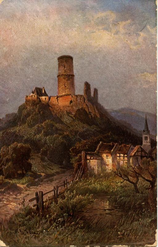 Germany - Godesburg Castle