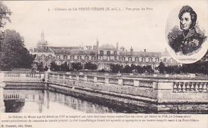 France Chateau de La Ferte-Vidame Vue pris du Parc