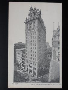 USA: NEW YORK CITY -  Life Building c1905 UB