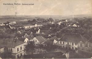 Czech Republic Kardašova Řečice Celkový pohled 02.24
