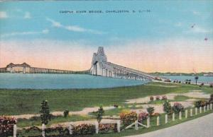 South Carolina Charlestom Cooper River Bridge