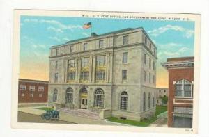 Post Office , Wilson , North Carolina , 00-10s