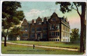 Stephenson Hall, Lawrence Univ, Appleton Wis
