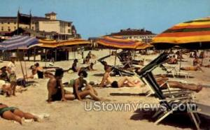 Beach Cape May NJ Unused