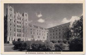 Saint Scholastica Academy - A Benedictine Monastery - Fort Smith, Arkansas