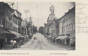 HAGERSTOWN , Maryland ,  PU-1906 ;  North Potomac Street