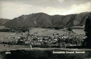 Austria Sommerfrische Krieglach Steiermark 02.03