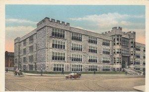 NASHVILLE , Tennessee, 1900-10s ; Hume-Fogg High School #2
