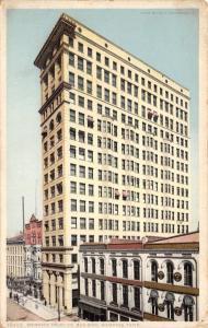 Memphis Tennesse~Memphis Trust Company Bank Building~1910 Detroit Pub Co