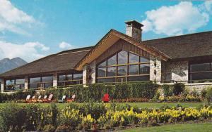 Jasper Park Lodge, Alberta, Canada, 40-60s