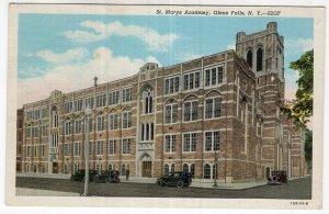 Glens Falls, N.Y., St. Mary's Academy