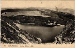 CPA GÉRARDMER le lac blanc (401597)
