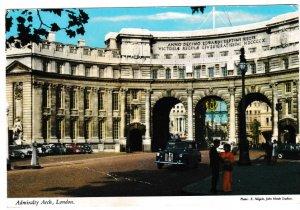 Postcard London Admiralty Arch